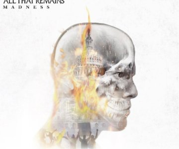 Video Premiere: ALL THAT REMAINS's 'Madness'