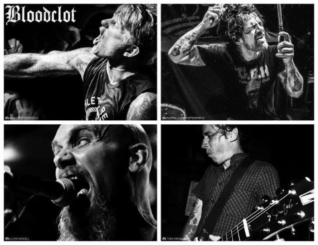 BLOODCLOT Feat. CRO-MAGS, Ex-DANZIG Members: Listen To New Song 'Kali'