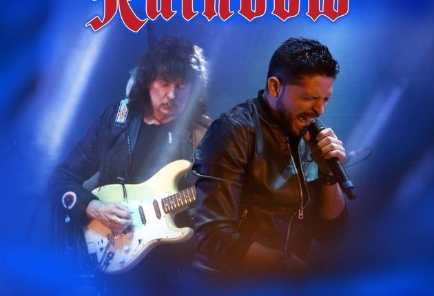 Listen To RITCHIE BLACKMORE's First New RAINBOW Song In 22 Years