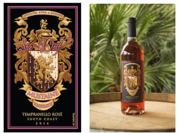 DAVE MUSTAINE's Mustaine Vineyards Gets Platinum And Gold Awards