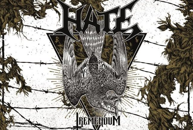 HATE: 'Sea Of Rubble' Lyric Video
