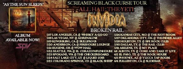 INVIDIA Parts Ways With Singer TRAVIS JOHNSON, Announces Replacement
