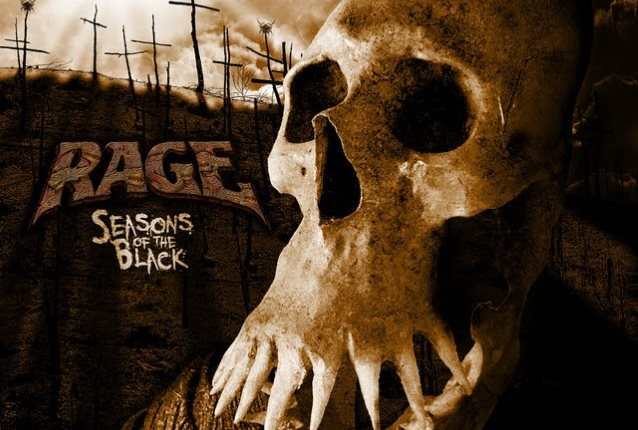 RAGE: Second Trailer For 'Seasons Of The Black' Album