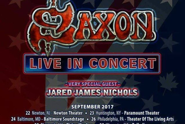UFO And SAXON To Return To North America In The Fall