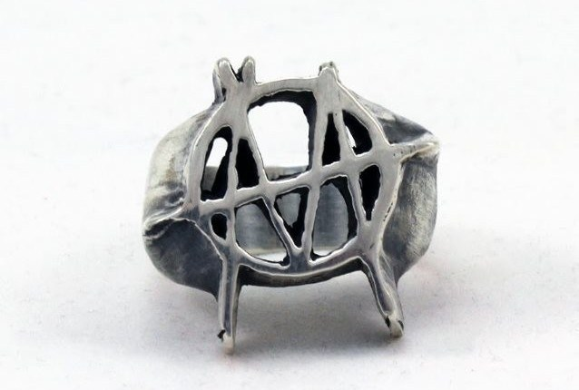 Official MINISTRY Ring Now Available From SEVENTH CIRCLE ARTWORKS