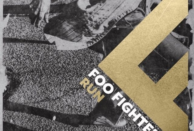 FOO FIGHTERS Surprise-Release New Single And Video 'Run'
