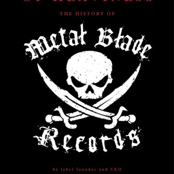 METALLICA's LARS ULRICH Pens Foreword To Book About METAL BLADE RECORDS' Iconic History