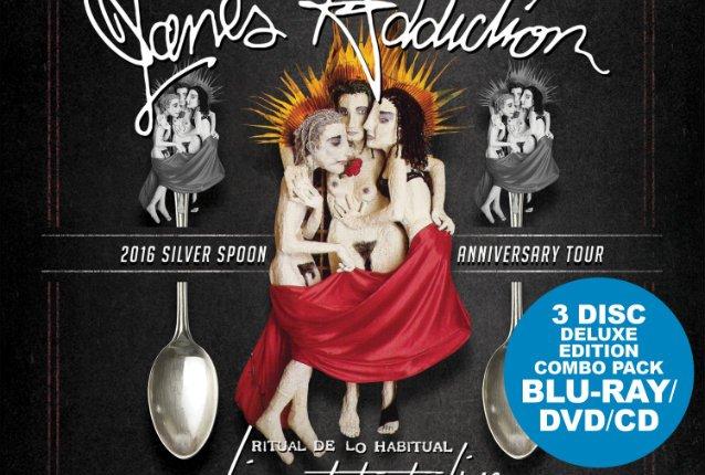 JANE'S ADDICTION To Release 'Ritual De Lo Habitual – Alive At Twenty-Five' In August