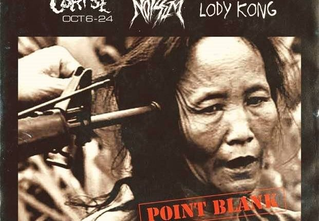 SOULFLY To Perform NAILBOMB's Entire 'Point Blank' Album; North American Tour Dates Announced