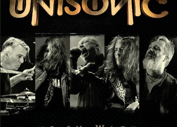 UNISONIC Feat. HELLOWEEN Members: 'Live In Wacken' CD + DVD Due In July