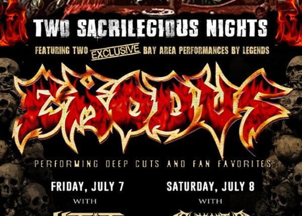 ROB DUKES Says It Will Be 'Fun' To Perform With EXODUS Again