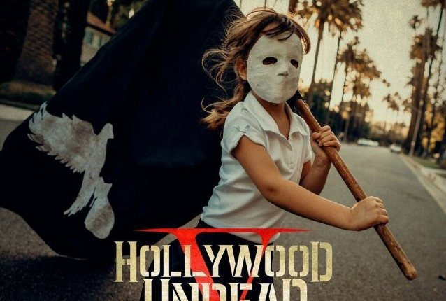 HOLLYWOOD UNDEAD To Release 'V' Album In October; 'California Dreaming' Video Available