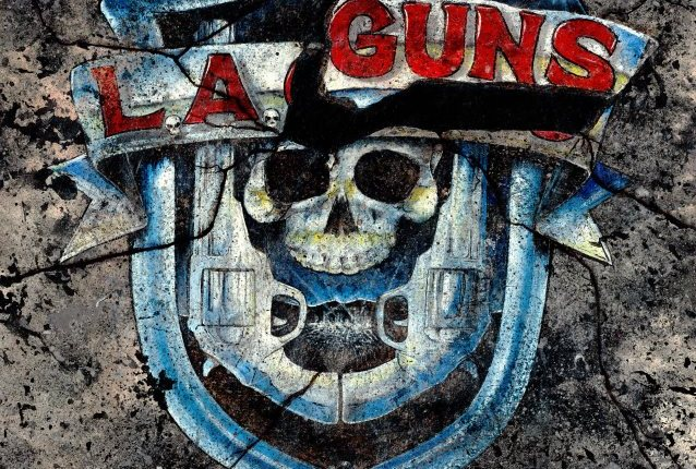 Listen To New L.A. GUNS Song 'Sticky Fingers'