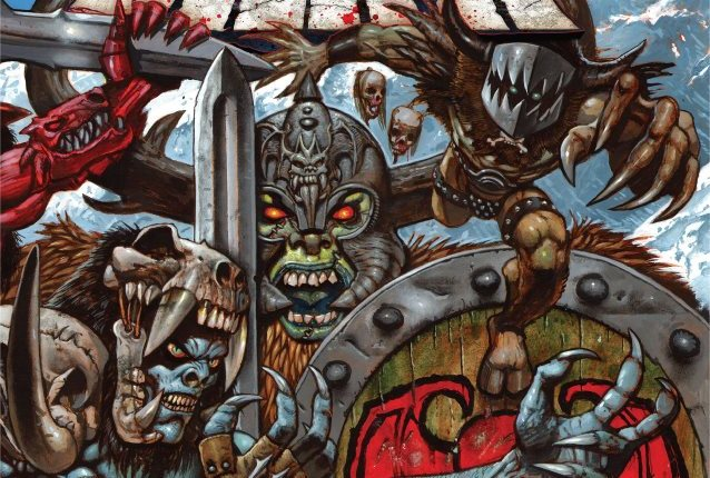 Listen To New GWAR Song 'El Presidente'