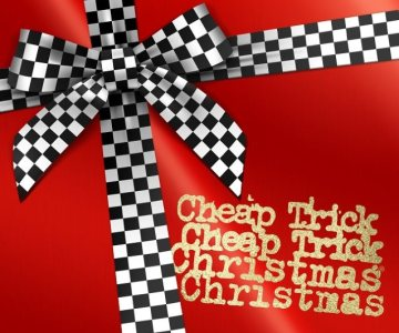 CHEAP TRICK To Release First Holiday Album 'Christmas Christmas'