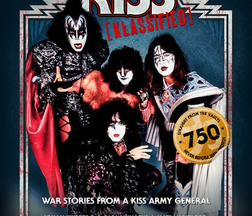 'Kiss Klassified: War Stories From A Kiss Army General' Book Coming In October