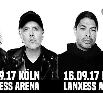 METALLICA: Pro-Shot Footage Of 'Confusion' Performance From Cologne