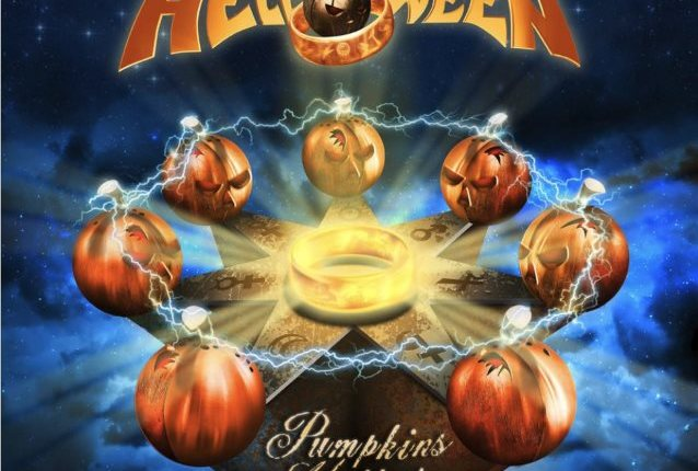Listen To Audio Sample Of HELLOWEEN's First New Song Featuring MICHAEL KISKE, KAI HANSEN