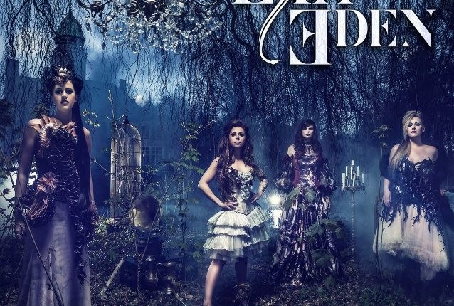 EXIT EDEN Feat. AVANTASIA, VISIONS OF ATLANTIS Singers: 'Impossible' Performance From HAMBURG METAL DAYZ