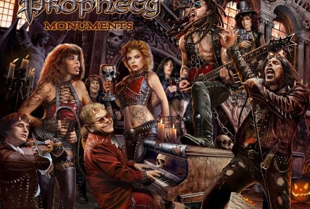 MYSTIC PROPHECY Releases Video For Cover Version Of 'You Keep Me Hangin' On'