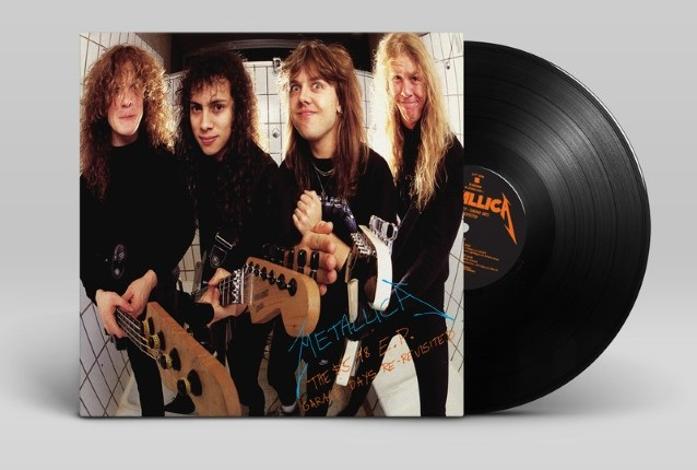 METALLICA: Remastered 'The $5.98 EP – Garage Days Re-Revisited' Due In April