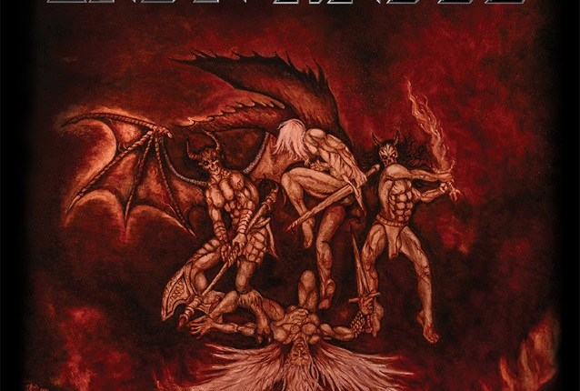 IRON ANGEL: 'Blood And Leather' Video