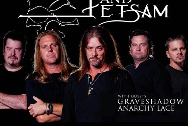 Watch FLOTSAM AND JETSAM's Entire Sacramento Concert