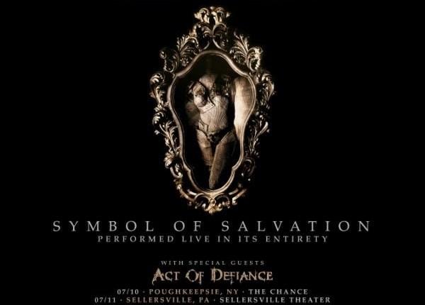 ARMORED SAINT Kicks Off 'Symbol Of Salvation' Tour In Poughkeepsie, New York (Video)