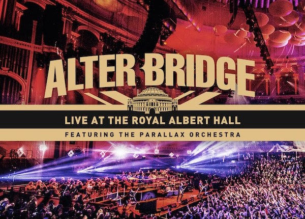 ALTER BRIDGE Releases 'Words Darker Than Their Wings' Performance Clip From 'Live At The Royal Albert Hall'