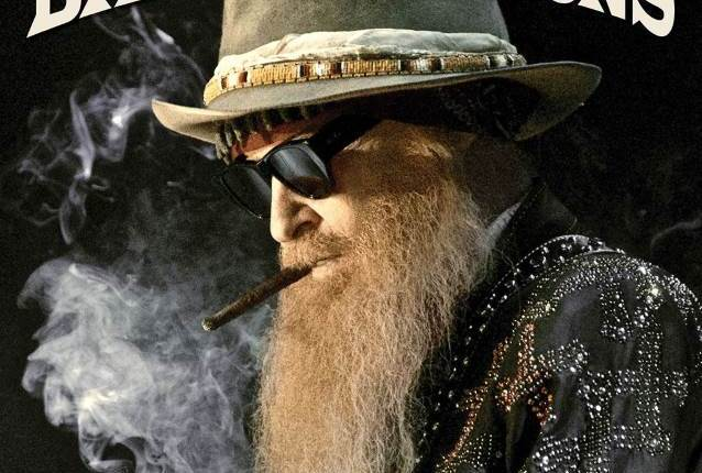 ZZ TOP Guitarist/Vocalist BILLY F GIBBONS: Lyric Video For 'Missin' Yo' Kissin""