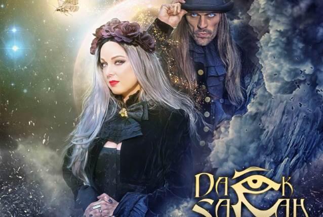 DARK SARAH Feat. Former AMBERIAN DAWN Singer HEIDI PARVIAINEN: 'The Golden Moth' Album Preview