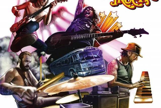MONSTER TRUCK: Lyric Video For 'Thundertruck'