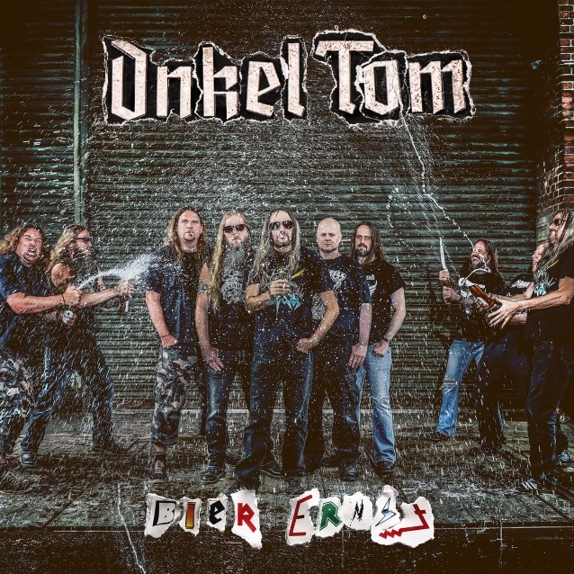 SODOM Frontman's ONKEL TOM Releases Lyric Video For New Song 'Flasche Zu Flasche'