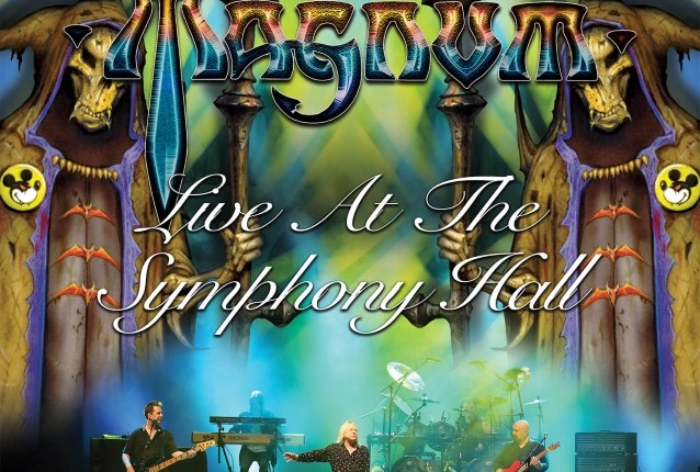 MAGNUM To Release 'Live At The Symphony Hall' In January