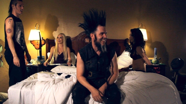 STATIC-X 'Project Regeneration' Director MATT ZANE Discusses His Involvement