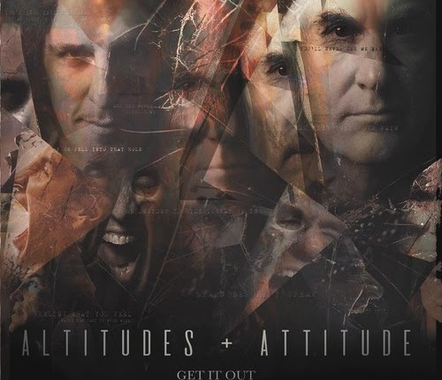 ALTITUDES & ATTITUDE Feat. MEGADETH's ELLEFSON, ANTHRAX's BELLO: 'Get It Out' Album Due In January