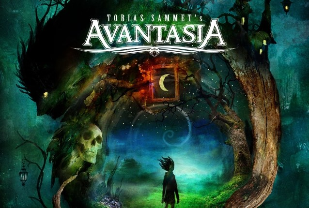 AVANTASIA: 'Moonglow' Cover Artwork, Track Listing, Guest Vocalists Revealed