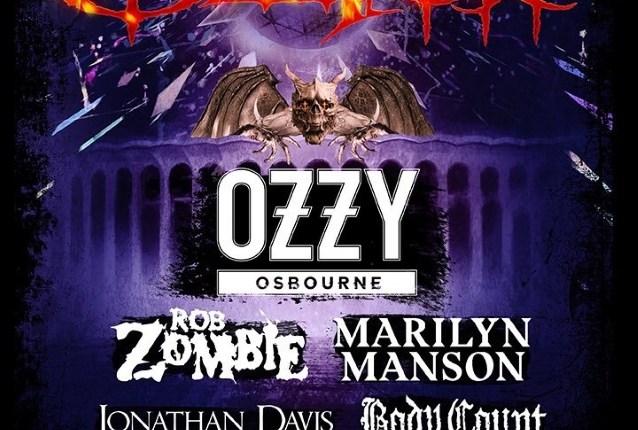 OZZFEST 2018: More Details Revealed