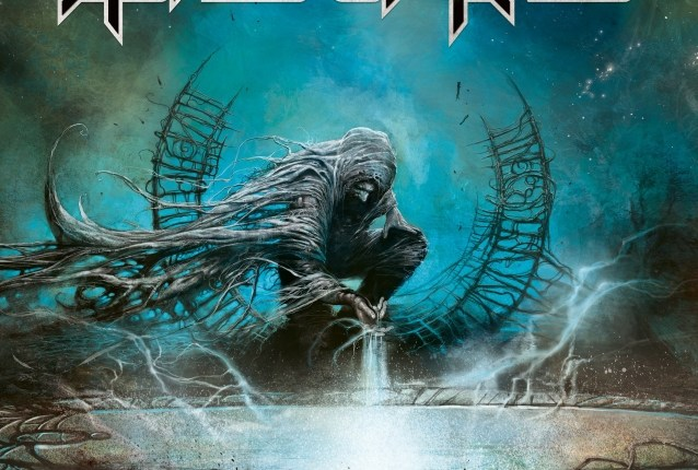 ASHES OF ARES Feat. Former ICED EARTH Members: 'The Alien' Video