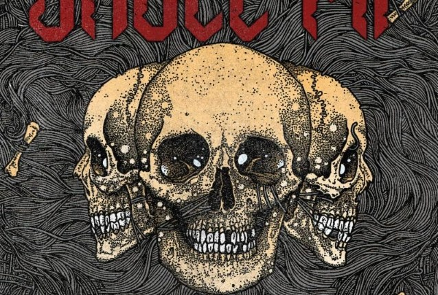 SKULL PIT Feat. EXUMER, CHURCH OF MISERY Members: 'Blood Titan' Song