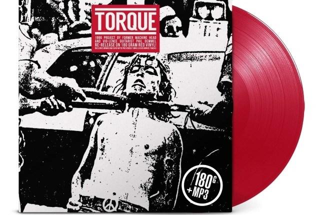 TORQUE Feat. Former MACHINE HEAD/VIO-LENCE Guitarist PHIL DEMMEL: 1996 Album To Be Reissued With Bonus Tracks