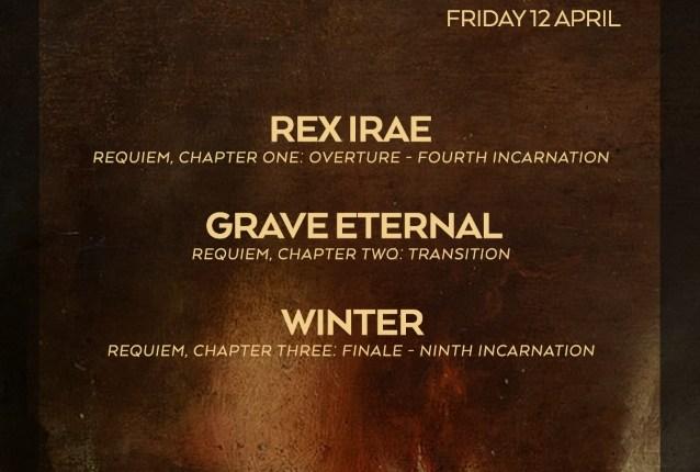 TOM G. WARRIOR Returns To ROADBURN To Perform CELTIC FROST/TRIPTYKON 'Requiem' In Full