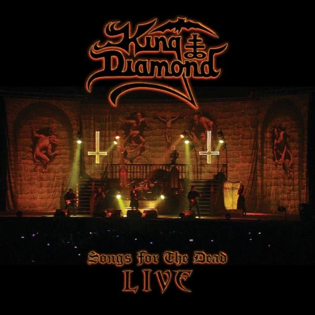 KING DIAMOND To Release 'Songs For The Dead Live' DVD/Blu-Ray In January
