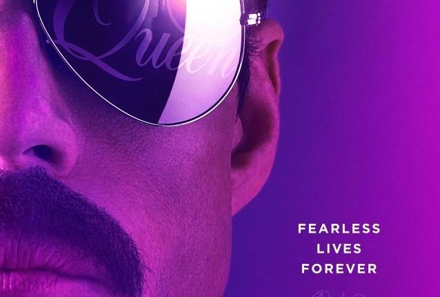 QUEEN Biopic 'Bohemian Rhapsody' Earns Two GOLDEN GLOBE Nominations