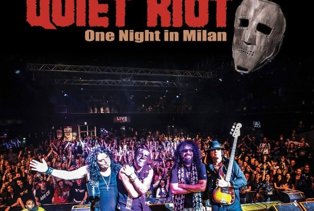QUIET RIOT Drummer Says Veteran Acts Who Don't Continue Releasing New Music 'Become A Caricature'