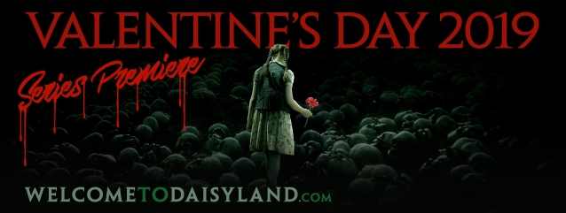 THE DEAD DAISIES Debut Music Video For 'Dead And Gone' Theme Song From Horror Series 'Welcome To Daisyland'