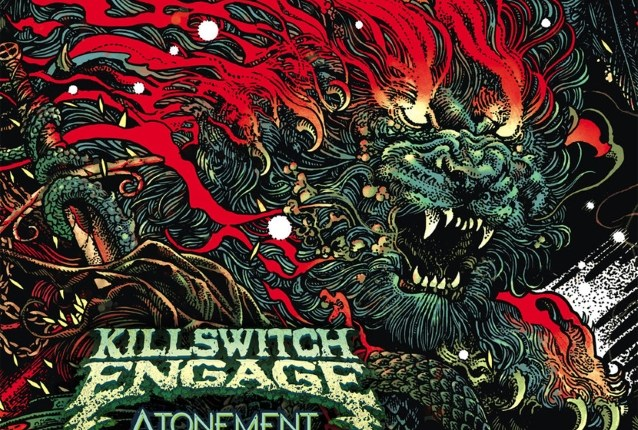 KILLSWITCH ENGAGE Singer On 'Atonement' Album: 'It's Musically The Most Diverse Record We've Done As A Band'