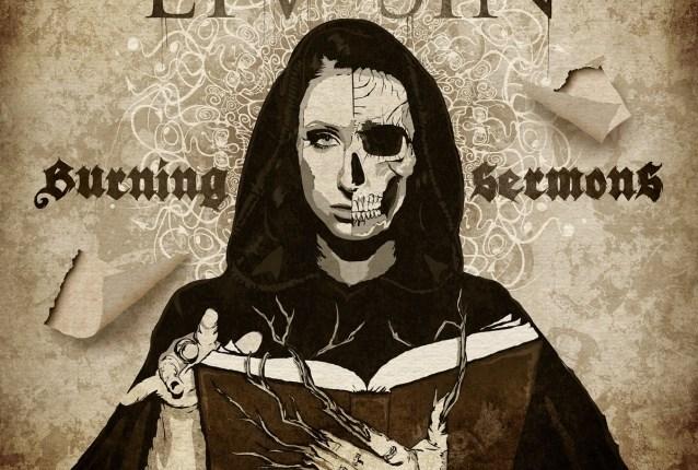 LIV SIN: 'Burning Sermons' Album Details Revealed