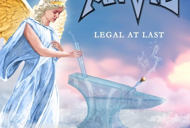 STEVE 'LIPS' KUDLOW Says 'Legal At Last' Is 'Probably The Best Album' ANVIL Has Ever Made