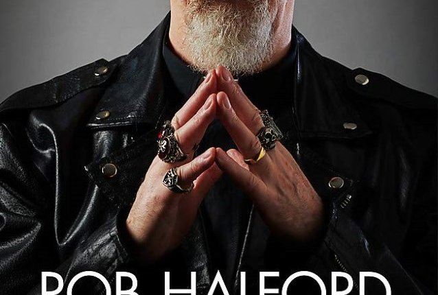 JUDAS PRIEST Singer ROB HALFORD's Autobiography, 'Confess', Gets Official Release Date